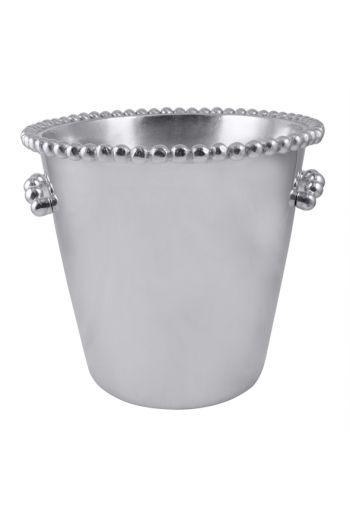 Pearled Individual Ice Bucket