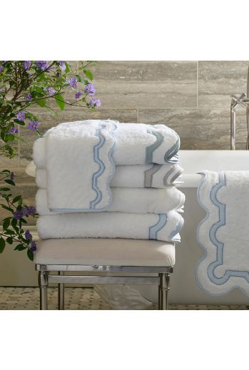 MATOUK Mirasol Bath Towel 30x52 - Available in 4 Colors
