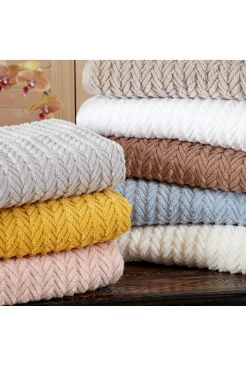 MATOUK Seville Hand Towel 20x32(Set of 2)  - Available in 6 Colors