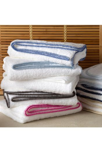 MATOUK Whipstitch Bath Towel 30x52 - Available in 10 Colors
