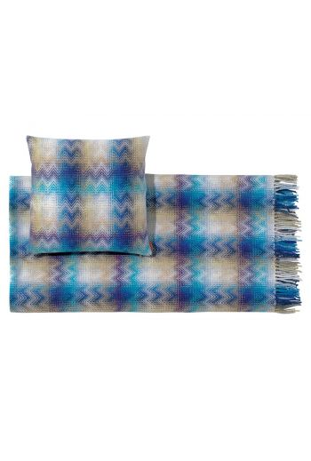 "MISSONI Montgomery Throw  51"" x 75"" - Available in 3 Colors"