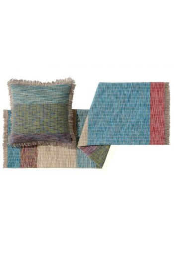 "MISSONI Waldo Throw  57"" x 75"" - Available in Multi Color"