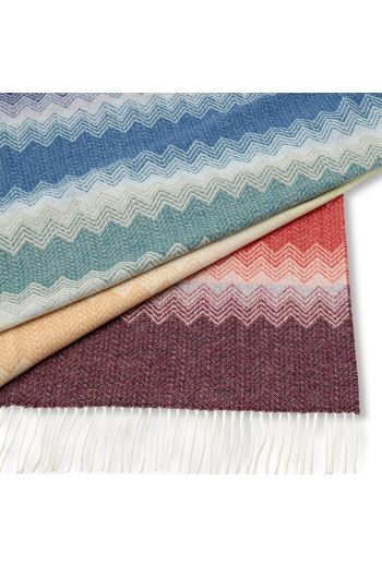 "MISSONI Walt Throw  55"" x 75"" - Available in Multi Color"