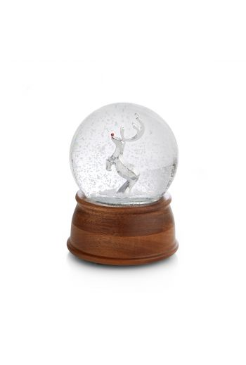 Holiday - Reindeer Snow Globe