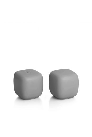 Pop Salt & Pepper Shakers Slate