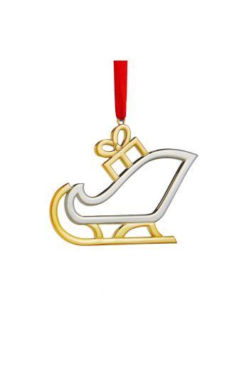 Holiday - Santa's Sleigh Ornament
