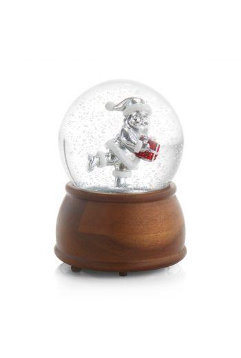 Holiday - Santa Snow Globe