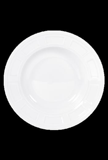 "Bernardaud Naxos Rim Soup Bowl - 9"""