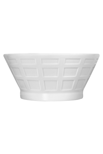 "Bernardaud Naxos 11"" Salad Bowl, Large - 118.5 oz"