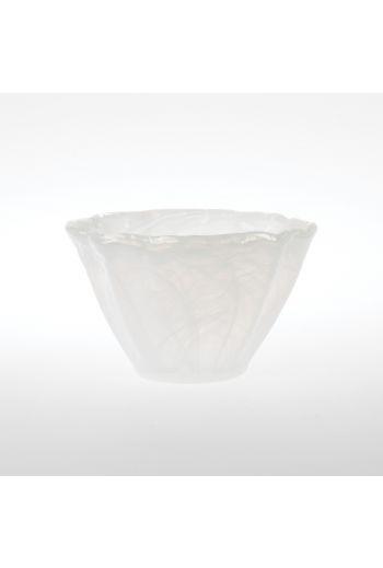 Vietri Onda Glass Small Vase