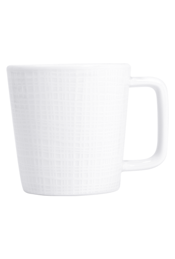 Bernardaud Organza Mug - Holds 8½ oz
