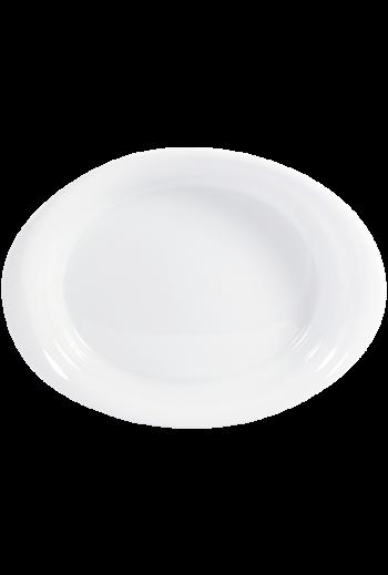 "Bernardaud Origine Oval Roasting Dish - 12½"" w"