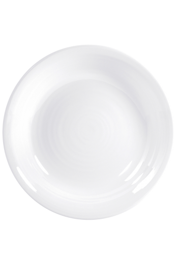"Bernardaud Origine Deep Round Serving Dish - 12"" d x 1¾"" h"