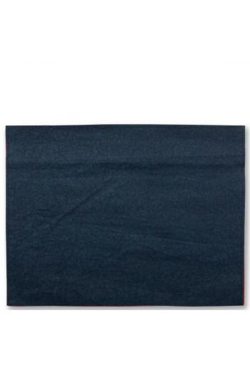 Vietri Washable Paper Placemats Navy Placemats - Set of 4