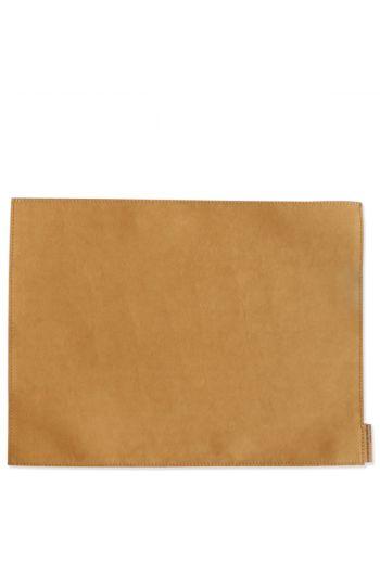 Vietri Washable Paper Placemats Tobacco Placemats - Set of 4