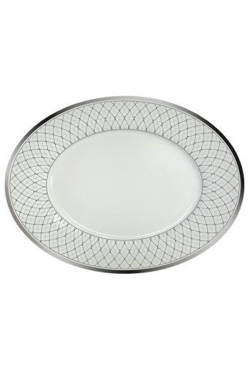"""Bernardaud Palace Relish Dish-  8.5"""" x 3.9"""""""