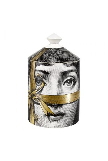 Fornasetti Regalo Scented Candle, Gold - 300g