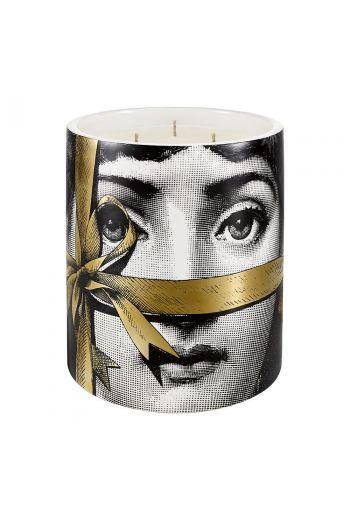 Fornasetti Regalo Scented Candle, Gold - 900g