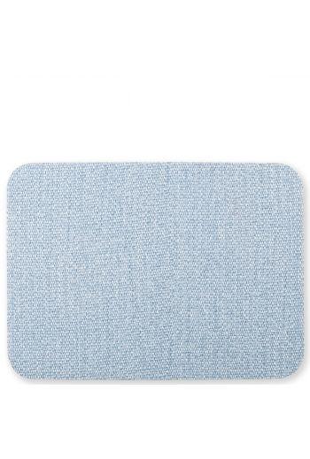 Vietri Reversible Placemats Blue/Gray Rectangular Placemat