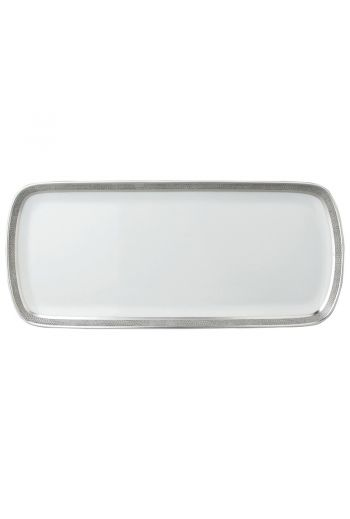 Bernardaud Sauvage Rectangular Platter- 16""