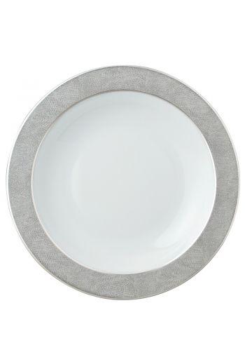 """Bernardaud Sauvage Deep Round Dish - 11.5"""""""