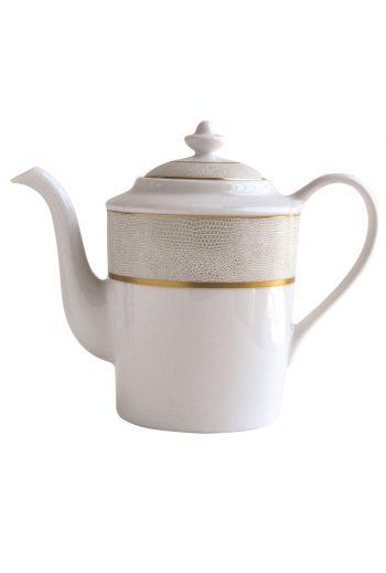 Bernardaud Sauvage Or Coffee Pot - 12 cups   34 oz