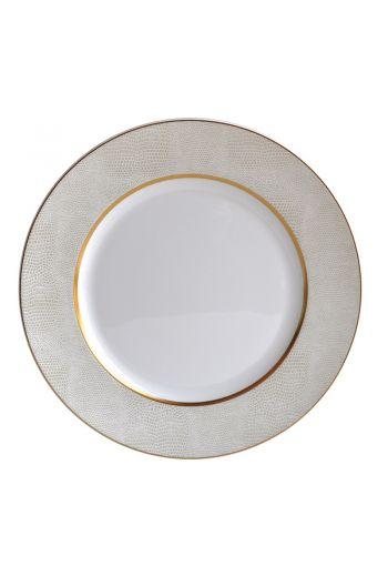 """Bernardaud Sauvage Or Dinner Plate - 10.5"""""""