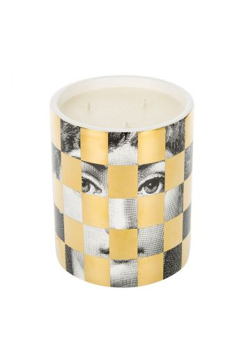 Fornasetti Scacco Scented Candle - 900g