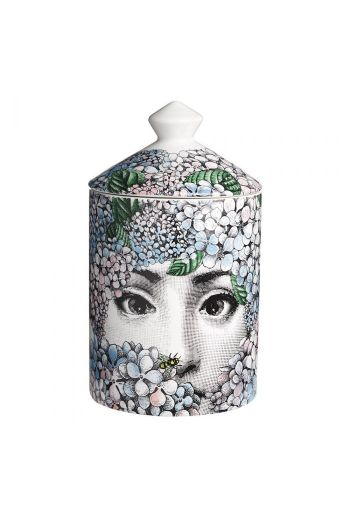 Fornasetti Ortensia Scented Candle - 300g