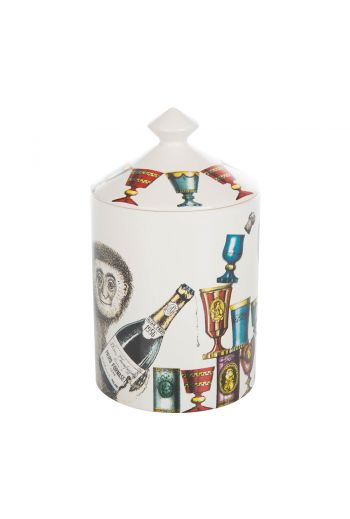 Fornasetti Scimmie Scented Candle - 300g