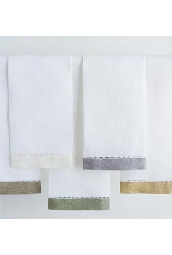 SFERRA Filo Guest Towel 14x20 , Set of 2 - Available 5 Colors