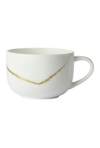 Royal Crown Derby Sketch - Chalk Breakfast Cup