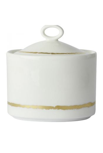 Royal Crown Derby Sketch - Chalk Covered Sugar Bowl