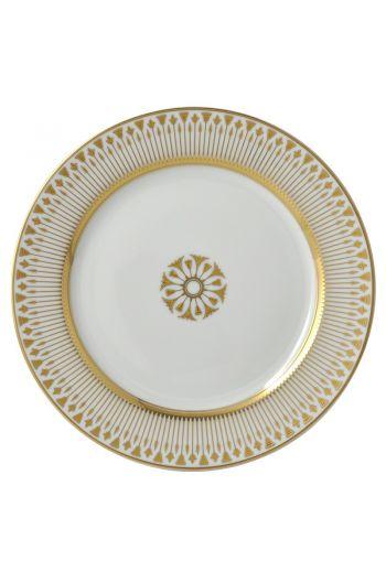 "Bernardaud Soleil Levant Salad Plate - Measures 8½"" diameter"