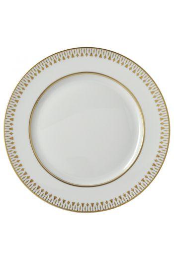 "Bernardaud Soleil Levant Dinner Plate - Measures 10¼"" diameter"