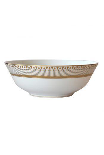 """Bernardaud Soleil Levant Salad Bowl - Measures 10"""" diameter"""