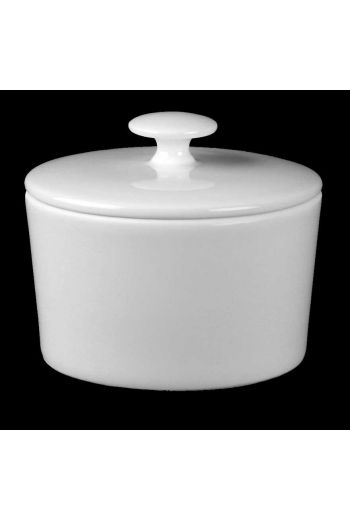 J.L. Coquet Grenade Covered Sugar Bowl