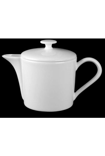 J.L. Coquet Grenade White Teapot