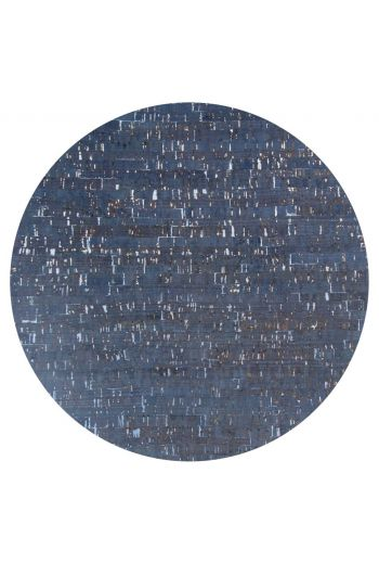 "TISCH NEW YORK Marble Placemats, 15"" Diameter - Available in 3 Colors"
