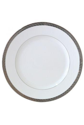 """Bernardaud Torsade Dinner Plate - 10.5"""""""