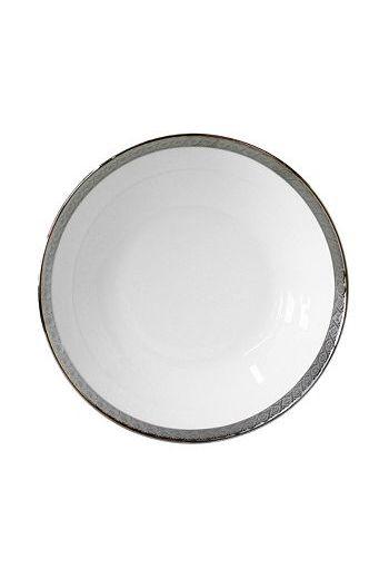 """Bernardaud Torsade Soup Plate - 7.5"""""""