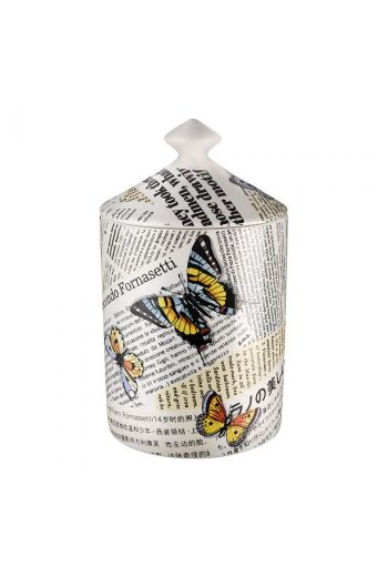 Fornasetti Ultime Notizie Scented Candle - 10.5 ounces/300g