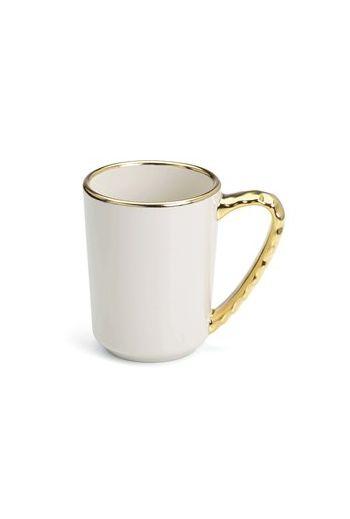 """Wainwright Truro Gold Mug - 3.5 """" diameter x 4.5"""" height"""