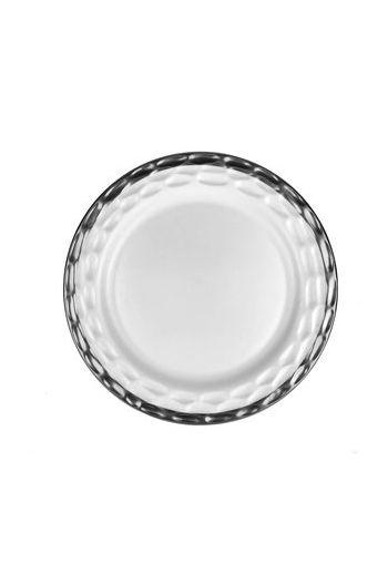 "Wainwright Truro Platinum Dinner Plate - 10.5"" diameter"