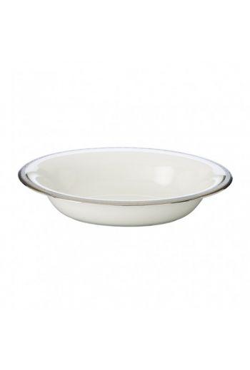 Waterford Newgrange Platinum Open Vegetable Bowl