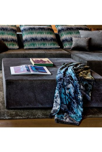 "MISSONI Willow Throw  59"" x 79"" - Available in Multi Color"