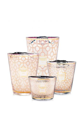 Baobab Women Scented Candle - 10cm