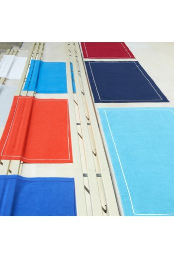 YVES DELORME Croisiere Beach Towel 36x79 in - Available in 10 Colors
