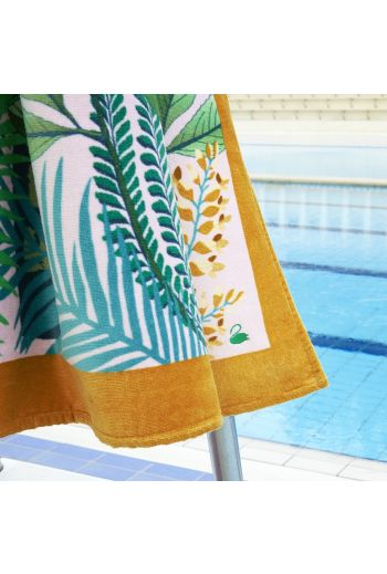 YVES DELORME Paradis Beach Towel 40x67 in - Available in Multi Color Print