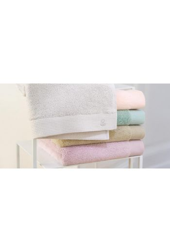 YVES DELORME Astree Washcloth 12x12 (Set of 2) - Available in 6 Colors